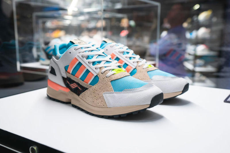 adidas ZX 4000 retro og release date sneaker retro colorway price info december 2018 closer look images on feet