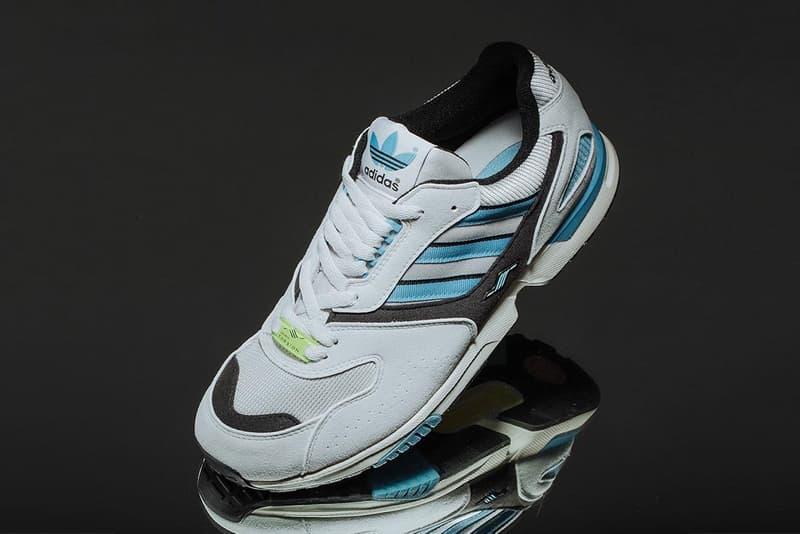 adidas Originals Rereleasing ZX 4000 OG Colorway carolina blue grey white 17dfe0773