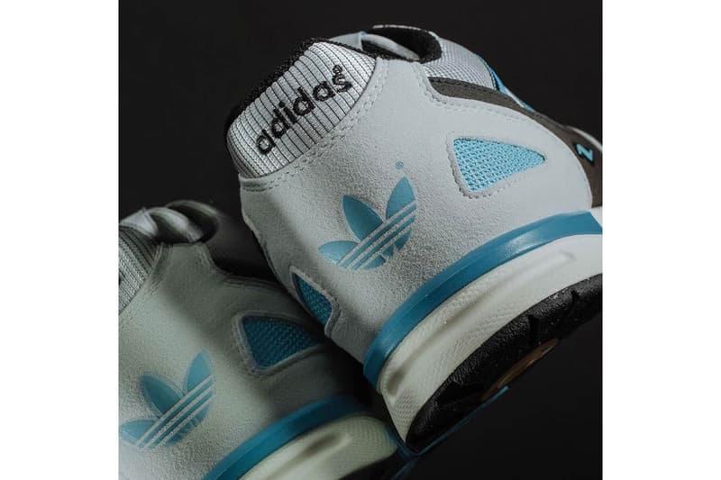 adidas Originals Rereleasing ZX 4000 OG Colorway carolina blue grey white