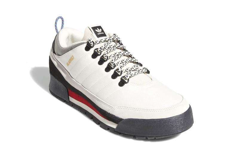 adidas Skateboarding jake Blauvet Model First Look low top sneaker white red black colorway release date info price