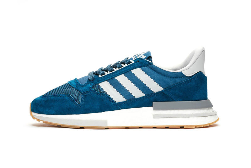 Sneakersnstuff x adidas Originals ZX500 RM Fuses Retro Vibes With BOOST