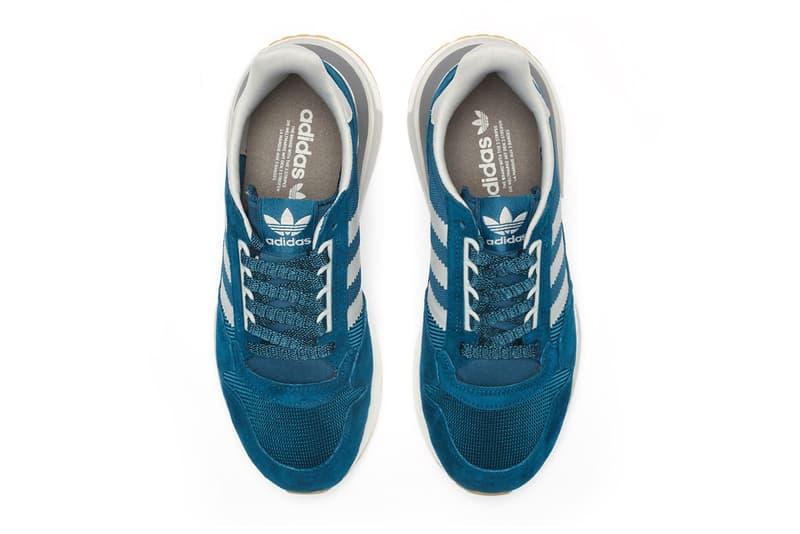 Sneakersnstuff x adidas Originals ZX500 RM Release date november 2018 blue white gum
