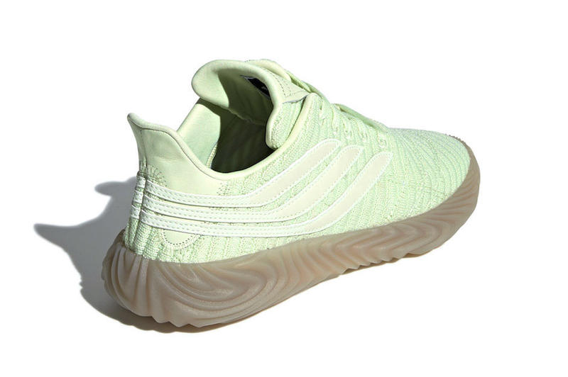 """adidas Sobakov """"Aero Green"""" Release Date sneaker colorway info price mint green gum sole purchase size"""