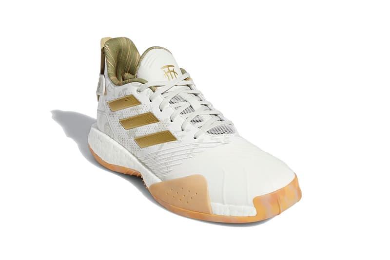 adidas t mac millennium release date 2018 december footwear cloud white gold metallic cloud white
