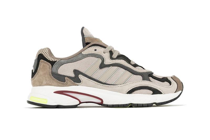adidas temper run light brown grey six core black available now 2018 november footwear