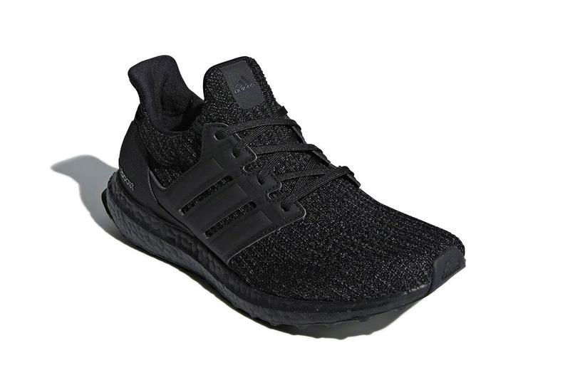 "adidas UltraBOOST 4.0 ""Triple Black"" Release Date december 2018 sneaker color black price info review"