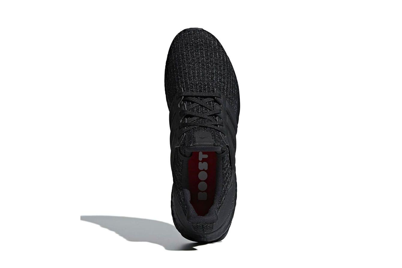 adidas ultra boost ultraboost 4.0 triple all black