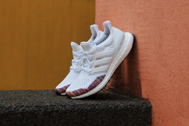 adidas ultraboost legacy pack rainbow chalk white release date november 8 2018 sneakers