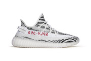 "Find the Restocked adidas YEEZY BOOST 350 V2 ""Zebra"" at StockX"