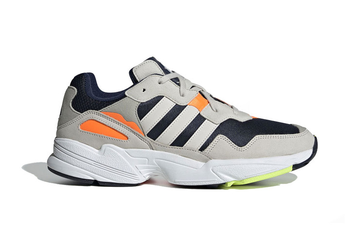 e07ac4558b6d83 adidas Yung-96 Maximizes Retro Vibes With New Color Scheme