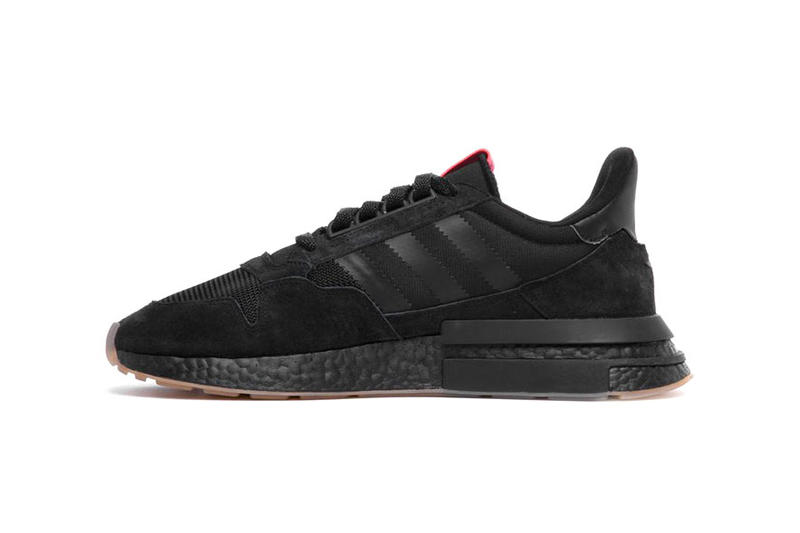 "adidas ZX 500 ""Big Logo"" Release Date black pink november 2018"