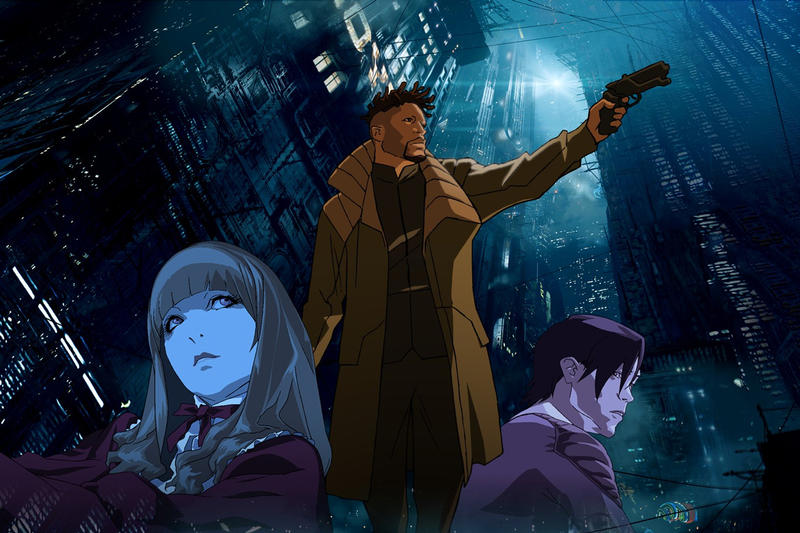 Adult Swim Blade Runner 2049 Anime Series Crunchyroll CygamesPictures Sola Digital Arts Shinji Aramaki and Kenji Kamiyama