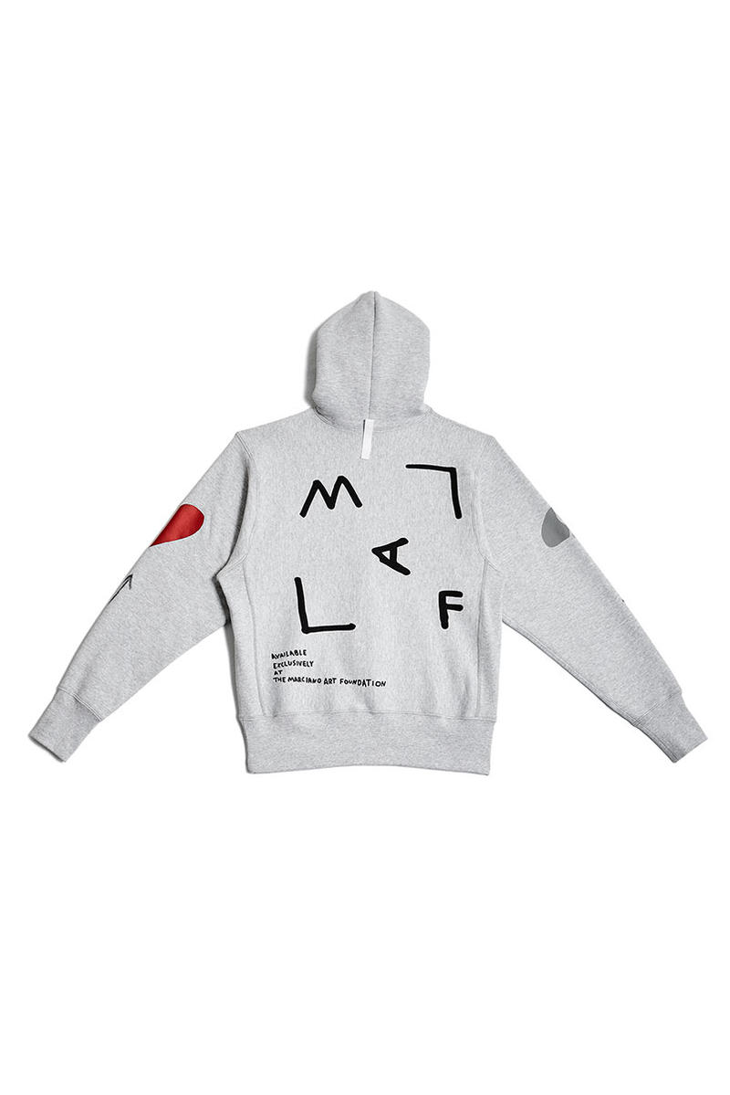 Advisory Board Crystals  Ai Weiwei IRC international rescue committee marciano art foundation Collaboration hoodie sweater life cycle vinyl limited 110 november 1 2018 release date drop exclusive