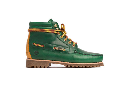 Aimé Leon Dore Shares a Closer Look at Its Timberland Collaboration
