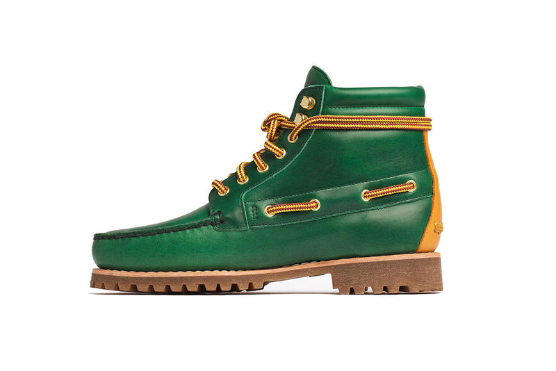 aime leon dore timberland release date 2018 november fashion footwear green navy