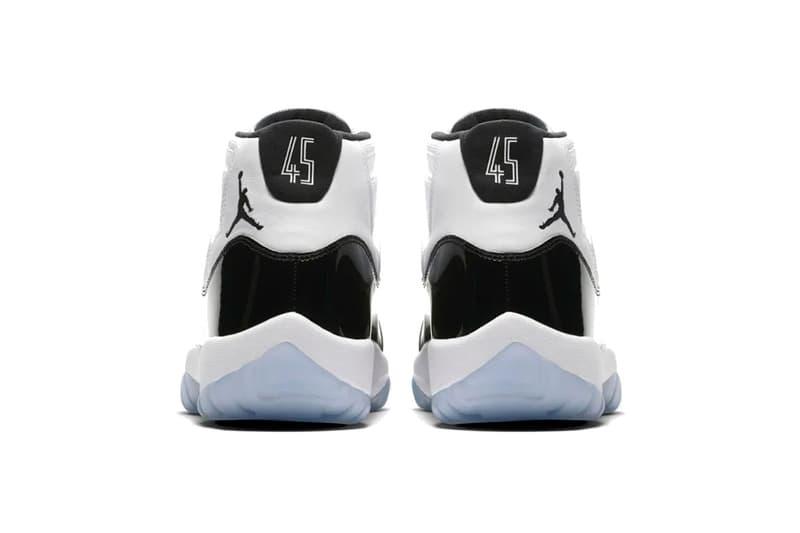 air jordan 11 concord 2018 november footwear jordan brand nike snkrs
