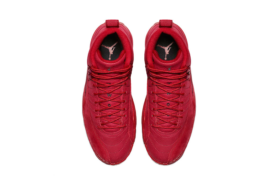 red jordan 12 black friday