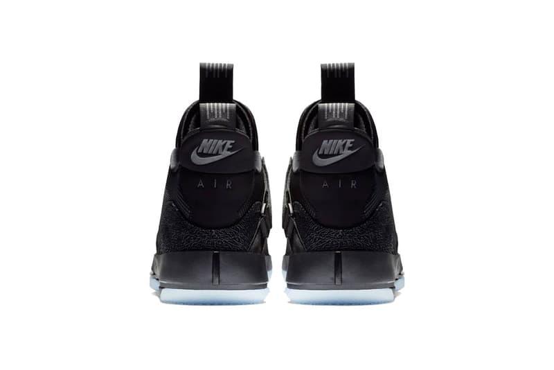 air jordan 33 utility blackout 2018 jordan brand footwear black white dark grey