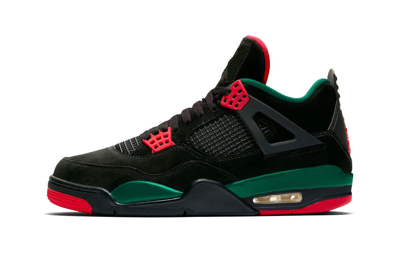 45419c24a24 A Gucci-Colored Air Jordan 4 Could Be Landing in 2019