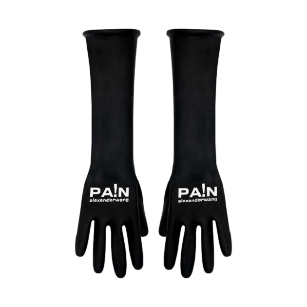 alexander wang fw18 fall winter 2018 t shirt gloves capsule ntwrk december 1 2018 release date info buy price where details shop tees graphic pain clothing clothes black