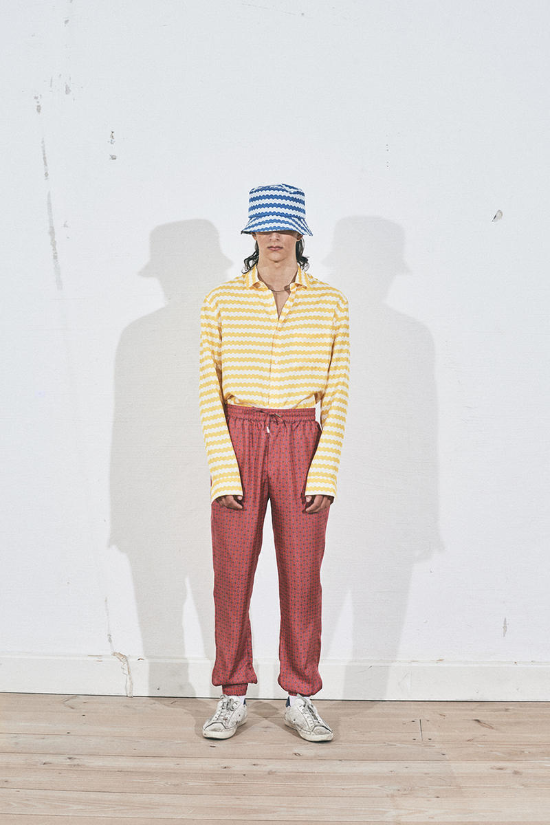 ALL AT SEA Spring Summer 2019 Collection Fashion Clothing Lookbook Available Matchesfashion Online December 2018 ss19