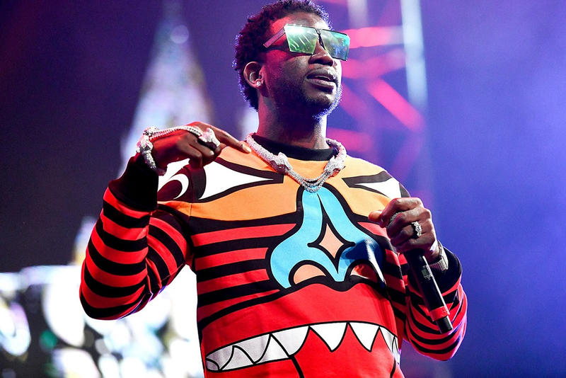 amine gucci mane reel it in official remix stream single song track music listen collab collaboration november 2018 apple music onepointfive