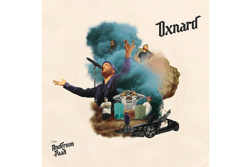 Anderson .Paak Oxnard Album Stream The Chase Kadhja Bonet Headlow Norelle Tints Kendrick Lamar Who R U 6 Summers Saviers Road Smile Petty Mansa Musa Dr Dre Cocoa Sarai Brothers Keeper Pusha T Anywhere Snoop Dogg the Last Artful Dodgr Trippy J Cole Cheers Q Tip Sweet Chick BJ The Chicago Kid Left to Right