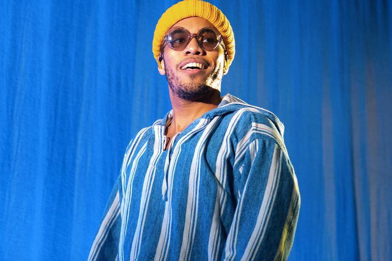 Anderson .Paak Announces 'Oxnard' Carnival listening party