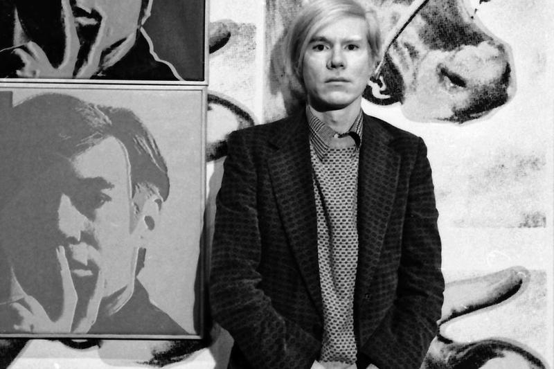 andy warhol from a to be and back again whitney museum retrospective exhibition artworks artists paintings