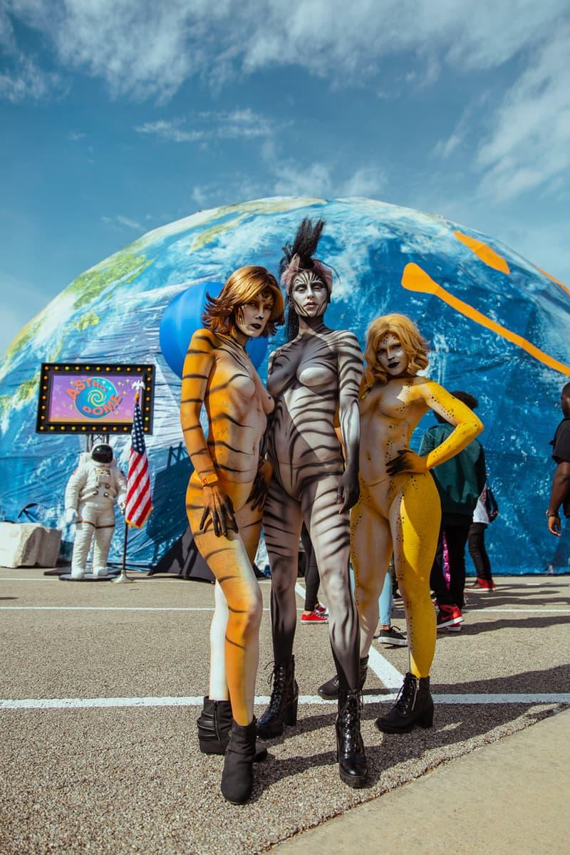 Astroworld Festival 2018 Recap Photos Travis Scott Post Malone Lil Wayne Young Thug Rae Sremmurd Gunna Sheck Wes Metro Boomin Trippie Redd Virgil Abloh Smokepurpp Tommy Genesis