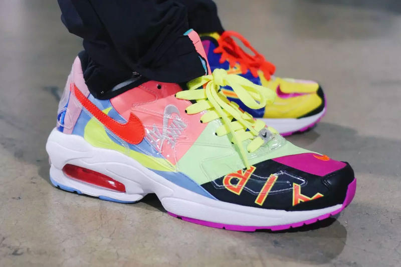 atmos Nike Air Max2 Light First Look Release Date air max day march 2019 hirofumi kojima Info Multicolor Patchwork