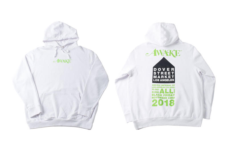 AWAKE NY 2018 Fall Release