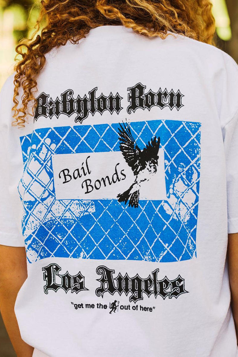 Babylon LA and BornxRaised LA Pop-up Announcement los angeles Olan Prenatt illegal civilization
