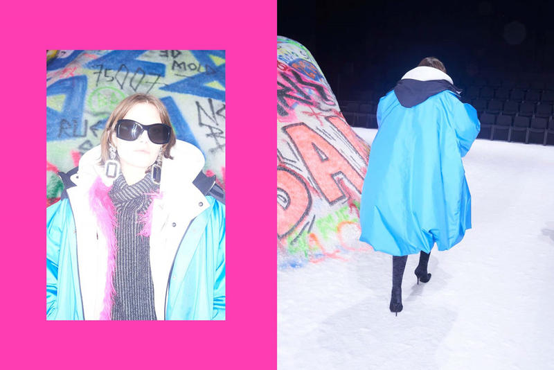 Balenciaga Winter 2018 Show Backstage Book Demna Gvasalia Pierre-Ange CarlottiJohnny Dufort Rizzoli Pre Order Details First Look Behind the scenes Fall