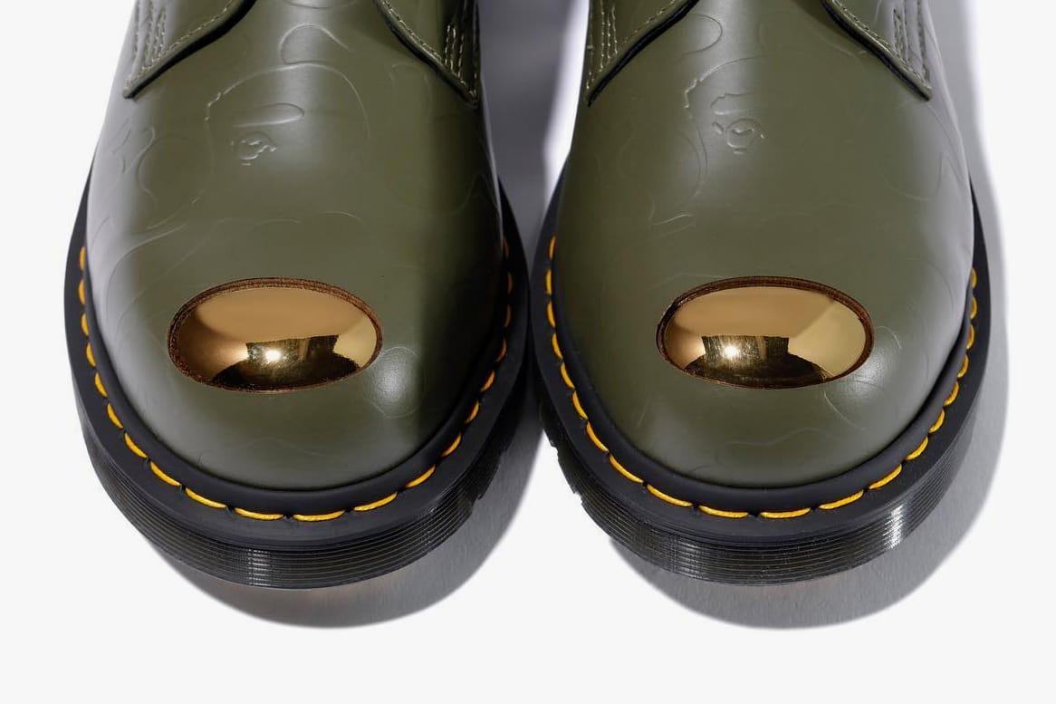doc martens steel cap boots