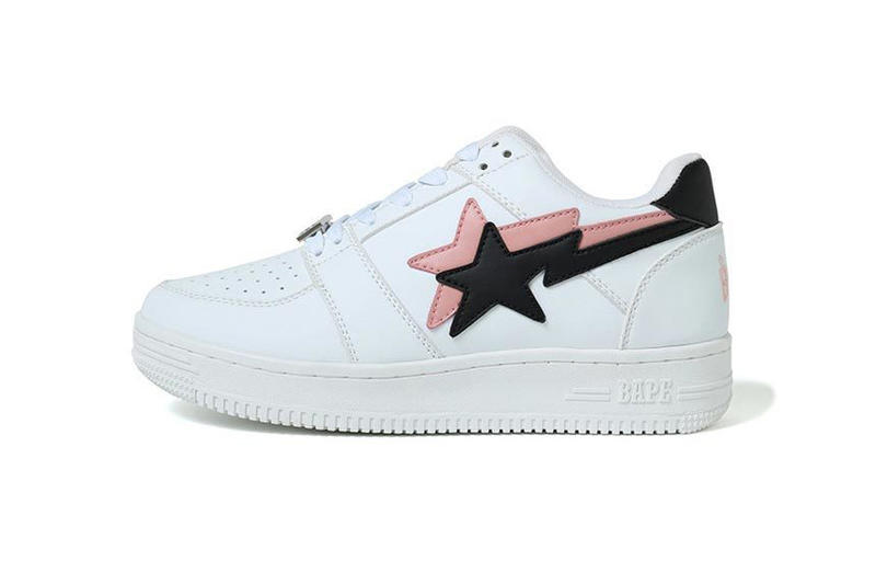 43d949225 A Bathing Ape Doubles-Up on Star Logos for Latest BAPE STA