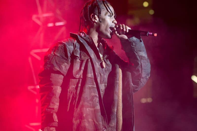 Best New Tracks Albums Mixtapes Travis Scott Bones Lil Uzi Vert Nav Yung Lean November 2017
