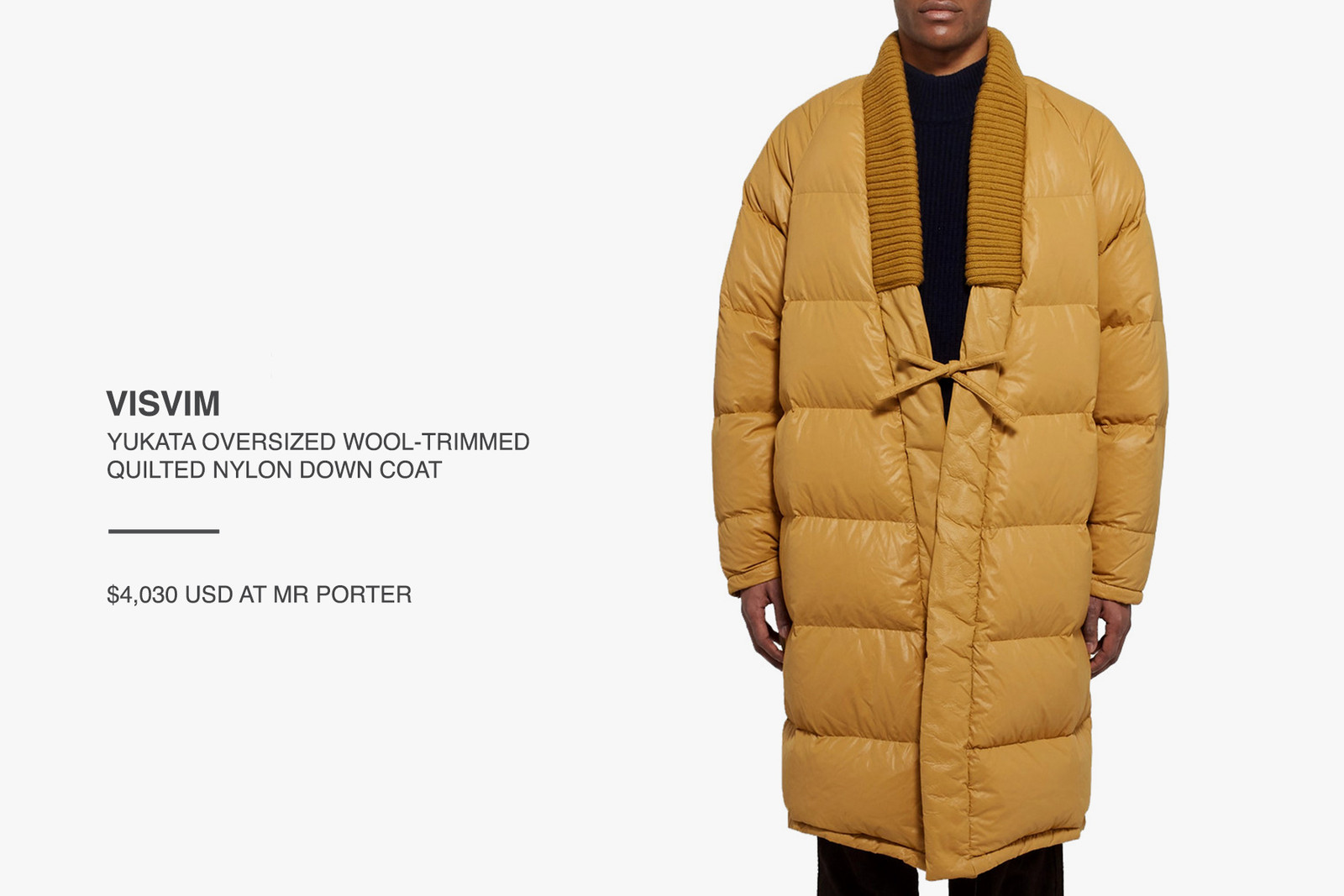 Best Puffer Jackets down coats Men's Fall/Winter 2018 VISVIM THE NORTH FACE GUCCI VERSACE STONE ISLAND RICK OWENS BURBERRY OUR LEGACY C.P. COMPANY BALENCIAGA CALVIN KLEIN PATAGONIA SACAI WOOLRICH TAKAHIROMIYASHITA THESOLOIST. AIMÉ LEON DORE A-COLD-WALL ALYX GMBH Y/PROJECT CALVIN KLEIN JEANS EST. 1978 OAKLEY BY SAMUEL ROSS