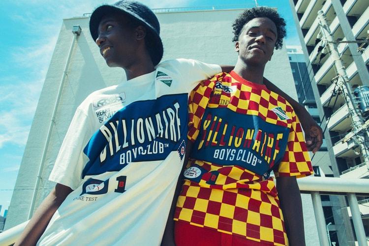 02ba44bfeb1 Billionaire Boys Club s Holiday 2018 Lookbook Showcases Bold Graphics