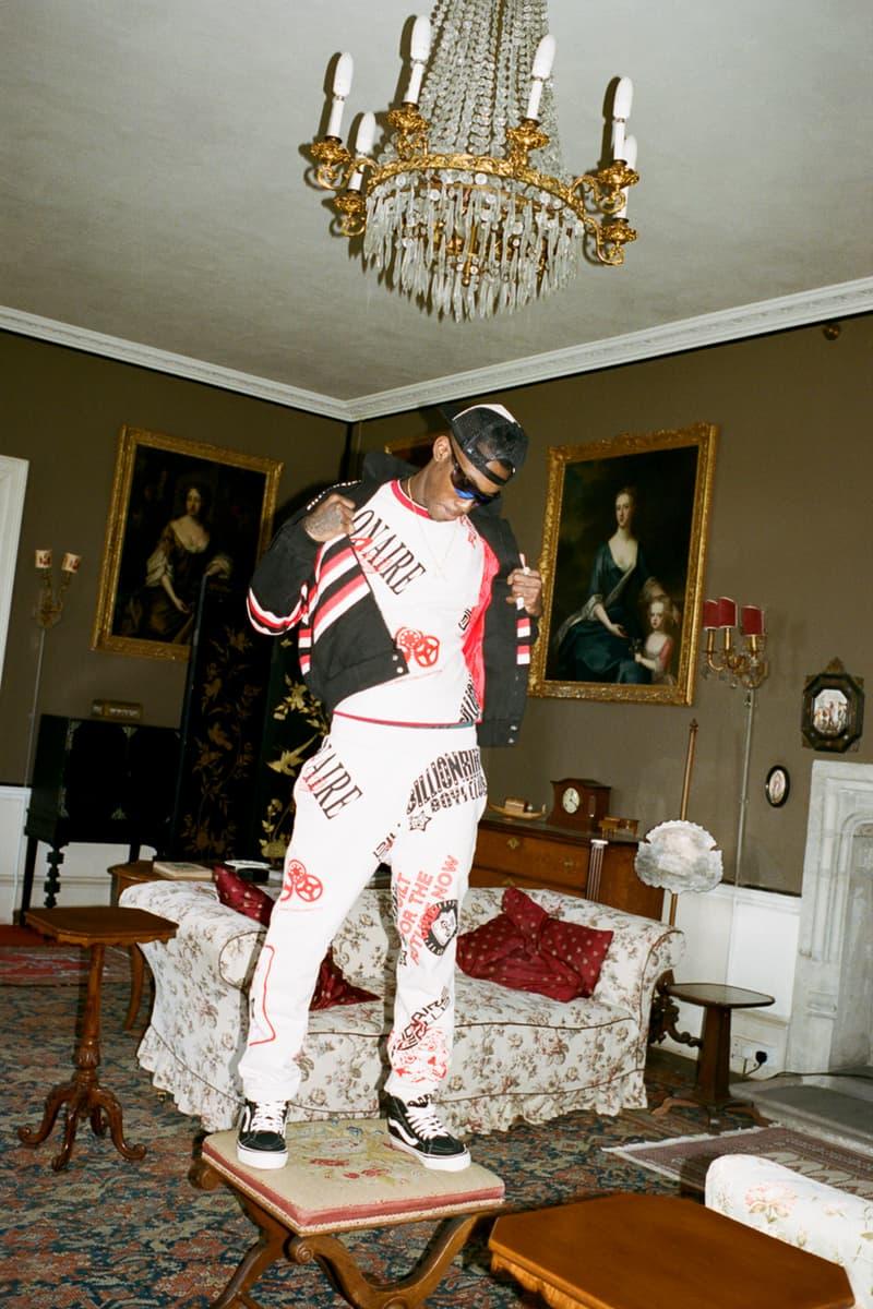 Octavian Stars in Billionaire Boys Club EU's 'Boys of Tomorrow' Vol. 4 pharrell williams nigo