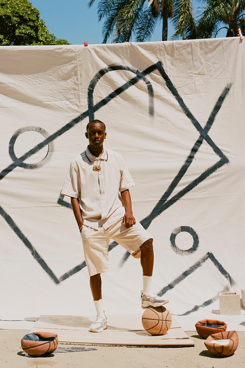 Bristol Studio x adidas Crazy BYW Lookbook High Low Basketball Sneaker White Clear Translucent Transparent