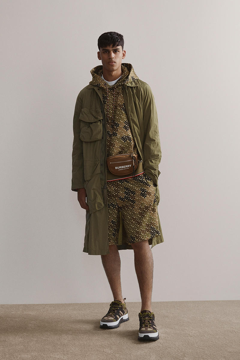 Burberry Fall/Winter 2019 Pre Collection Details High-end Fashion Brand Luxury Goods Cop Purchase Buy Lookbook Collections Exclusive Mens Menswear Looks