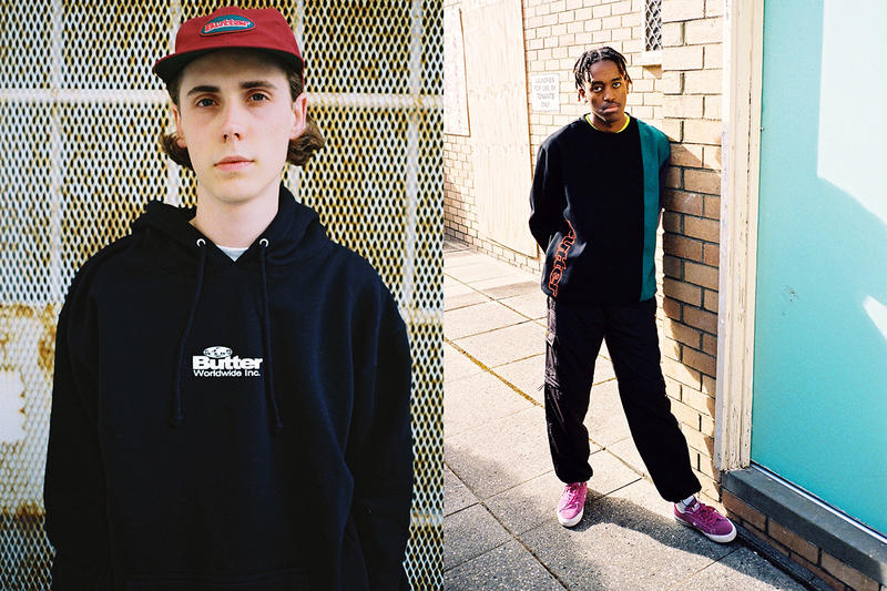Butter Goods quarter 4 delivery 1 winter fall collection lookbook drop release date info november 17 18 2018 skate