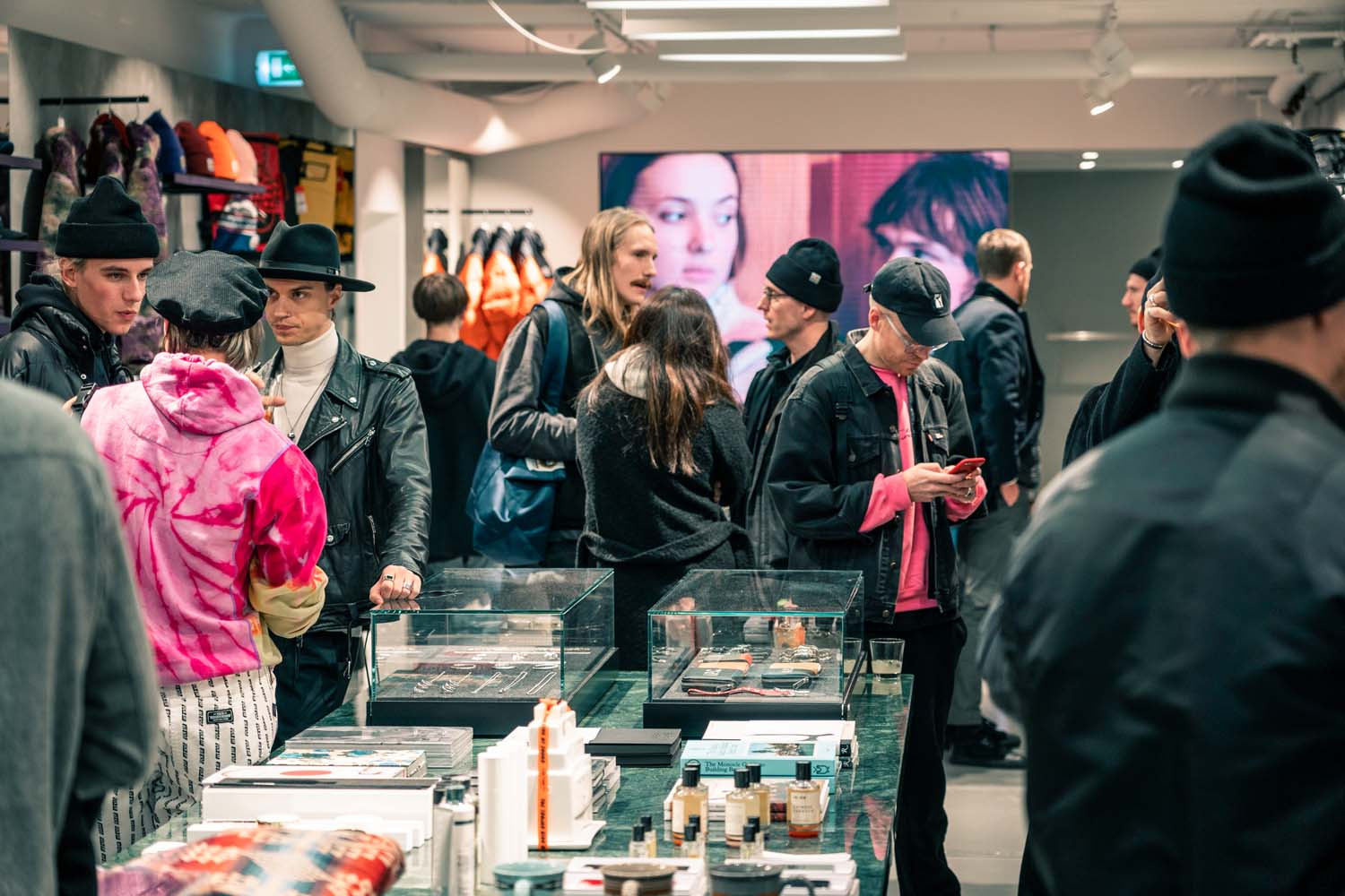 Caliroots's Newest Stockholm Flagship Store Inside Look
