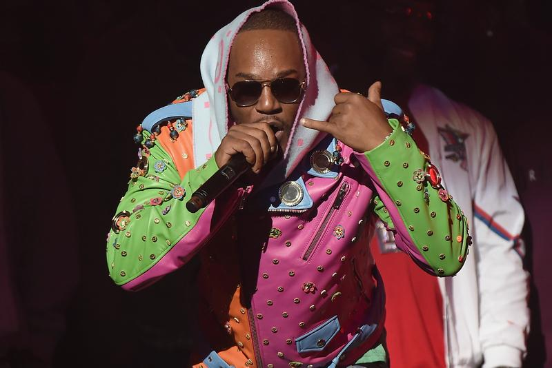 "Cam'Ron Disses Kanye West in ""Intro: Stay Down"" The Diplomats Donald Trump"