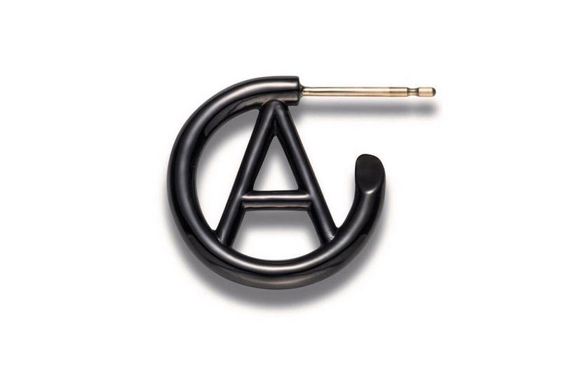 CAREERING undercover jun takahashi hiroshi fujiwara affa anarchy forever collaboration earrings