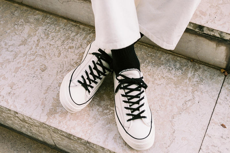 929705b9eaa7 Carhartt WIP Converse Chuck Taylor All Star 70 Project Footwear Sneakers  Collaboration Shoes First Look Release