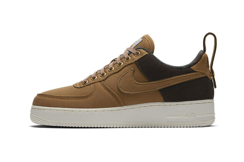 1244ec8904 Carhartt WIP x Nike Air Force 1 Official Imagery release date info price  sneaker collaboration colorway