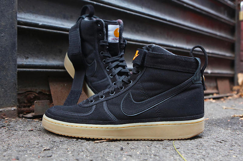 Carhartt Wip X Nike Collection Another Look Hypebeast