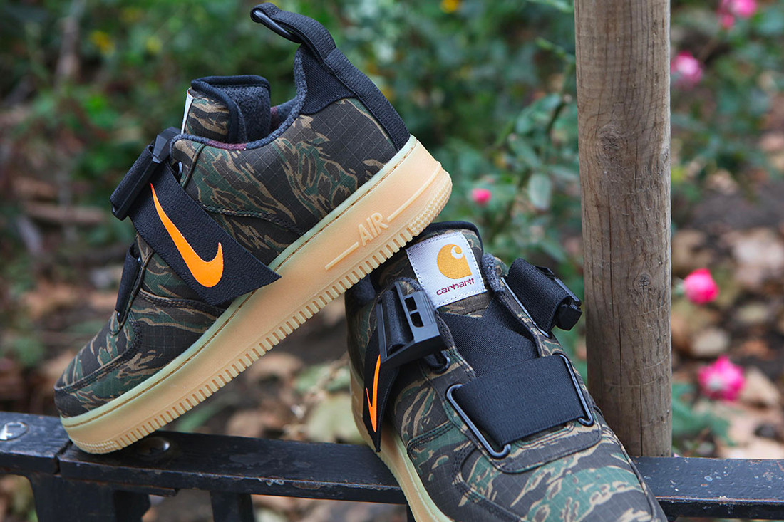 Carhartt WIP x Nike Collection Another